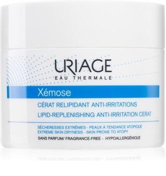 Uriage Xémose Lipid-Replenishing Anti-Irritation Cerat fettende beruhigende Salbe für sehr trockene, empfindliche und atopische Haut