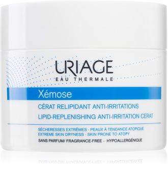 Uriage Xémose Lipid-Replenishing Anti-Irritation Cerat lipidfeltöltő nyugtató kenőcs nagyon száraz, érzékeny és atópiás bőrre
