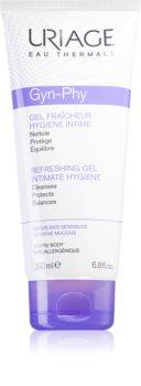 Uriage Gyn-Phy Refreshing Gel Intimate Hygiene frissítő gél intim higiéniára