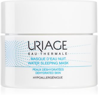 Uriage Eau Thermale Intensely Moisturising Face Mask Night