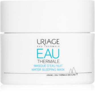 Uriage Eau Thermale máscara facial hidratante intensiva para a noite