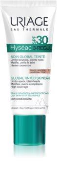 Uriage Hyséac 3-Regul komplexe Pflege für Hautunreinheiten SPF 30