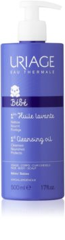Uriage Bébé Cleansing Oil for Face, Body and Scalp