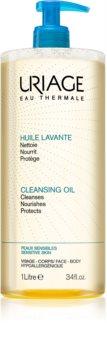 Uriage Hygiene Cleansing Oil huile lavante visage et corps