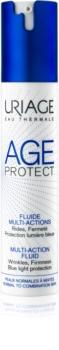 Uriage Age Protect multiaktivní omlazující fluid pro normální až smíšenou pleť