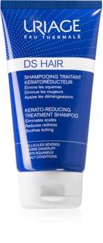 Uriage DS HAIR Kerato-Reducing Treatment Shampoo keratoredukční šampon pro citlivou a podrážděnou pokožku