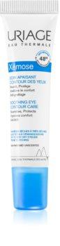 Uriage Xémose Soothing Eye Contour Care beruhigende Augencreme für trockene bis atopische Haut