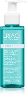 Uriage Hyséac Purifying Oil почистващо олио за мазна кожа склонна към акне