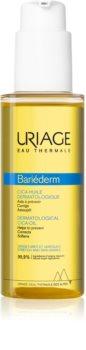 Uriage Bariéderm Cica vyživující tělový olej na strie