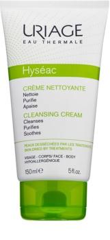 Uriage Hyséac crema limpiadora para pieles grasas