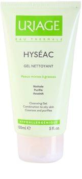 Uriage Hyséac Reinigungsgel  für fettige und Mischhaut