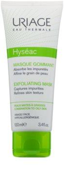 Uriage Hyséac maska za piling za mješovitu i masnu kožu