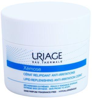 Uriage Xémose Pomada lipido-reabastecedora para pele sensível e atópica