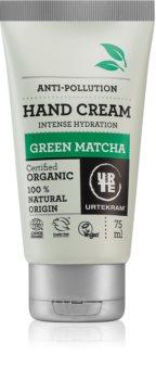 Urtekram Green Matcha feuchtigkeitsspendende Creme für die Hände mit Auszügen aus grünem Tee
