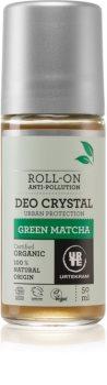 Urtekram Green Matcha deodorant roll-on s výtažkem zeleného čaje