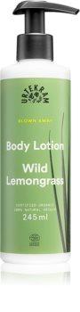 Urtekram Wild Lemongrass testápoló tej