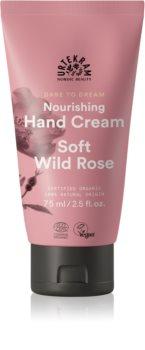 Urtekram Soft Wild Rose feuchtigkeitsspendende Creme für die Hände
