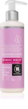Urtekram Nordic Birch lait nettoyant visage