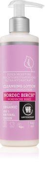 Urtekram Nordic Birch latte detergente viso