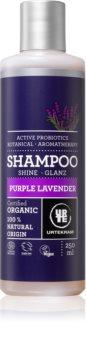 Urtekram Purple Lavender šampon pro normální až suché vlasy