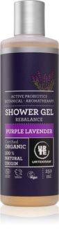 Urtekram Purple Lavender tusfürdő gél levendulával