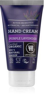 Urtekram Purple Lavender výživný krém na ruce s levandulí