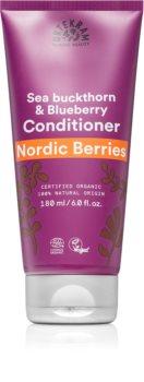 Urtekram Nordic Berries après-shampoing pour cheveux fins et abîmés