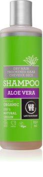 Urtekram Aloe Vera hajsampon száraz hajra
