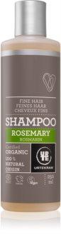 Urtekram Rosemary Hiustenpesuaine Hienoille Hiuksille