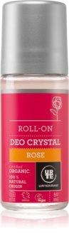 Urtekram Rose рол-он с екстракт от диви рози