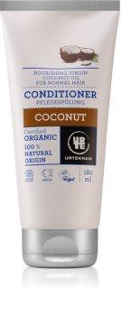 Urtekram Coconut kondicionér s kokosovým olejem pro výživu a hydrataci
