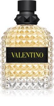 Valentino Uomo Born In Roma Yellow Dream Eau de Toilette για άντρες