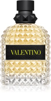 Valentino Uomo Born In Roma Yellow Dream toaletna voda za muškarce