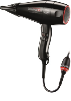 Valera Swiss Silent Jet 7500 Light Ionic Rotocord Professional Ionising Hairdryer
