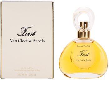 Van Cleef & Arpels First eau de parfum da donna