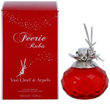 Van Cleef & Arpels Feerie Rubis eau de parfum para mulheres