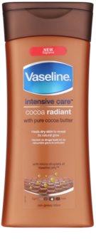 Vaseline Intensive leite corporal para pele seca