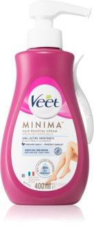 Veet Silk & Fresh depilační krém pro citlivou pokožku