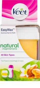 Veet EasyWax ricarica di cera calda per set depilatore elettrico