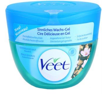 Veet Depilatory Gel cera gel para pele sensível