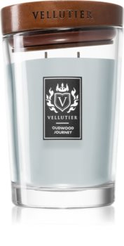 Vellutier Oudwood Journey scented candle