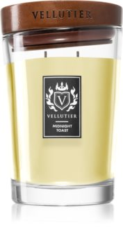 Vellutier Midnight Toast scented candle