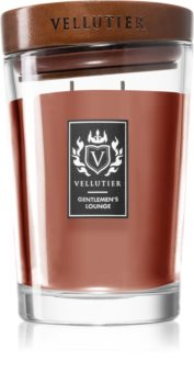 Vellutier Gentlemen´s Lounge świeczka zapachowa