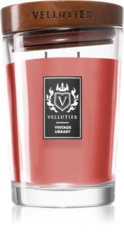Vellutier Vintage Library ароматна свещ