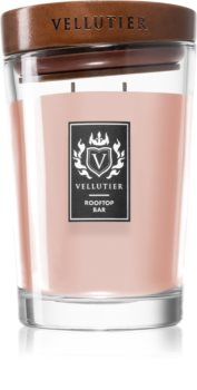 Vellutier Rooftop Bar scented candle