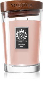 Vellutier Rooftop Bar vela perfumada