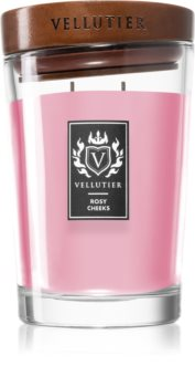 Vellutier Rosy Cheeks scented candle