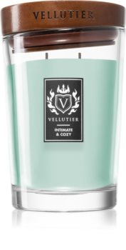 Vellutier Intimate & Cozy αρωματικό κερί