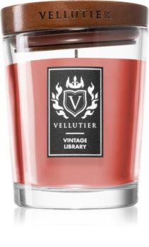 Vellutier Vintage Library vonná svíčka