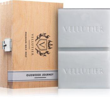Vellutier Oudwood Journey wax melt